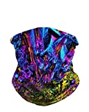 Cave Crystals Neck Gaiter Mask Full Face...