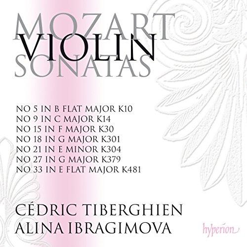 Mozart: Sonaten für Violine & Klavier