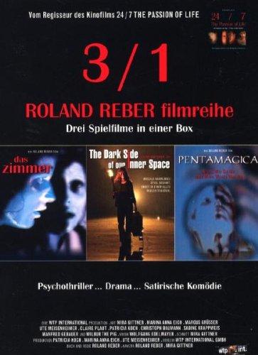Roland Reber - Filmreihe (3 DVDs)