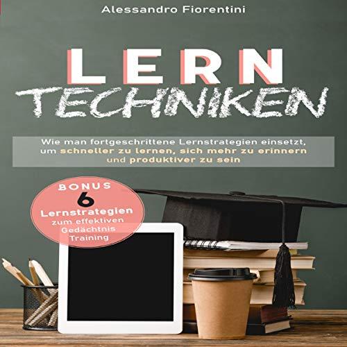 Lerntechniken [Learning Techniques] audiobook cover art