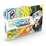 Monopoly- Millenials, Multicolor, única (Hasbro E4989105)