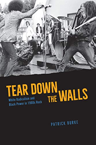 Tear Down the Walls: White Radicalism and Black Power in 1960s Rock (English Edition)