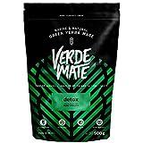 yerba mate verde mate green detox 500g   verde mate detox   yerba mate dal brasile alta qualità   purificante yerba mate   senza glutine   non c'è fumo secchi