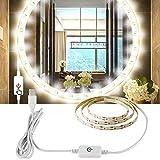 Mdsgfc - Cinta de diodo (USB, 5 V, resistente al agua, 5 m, 5 m, 5 m, decoración para fiestas de baile, luces LED de Bande cálido/frío, blanco frío, 5 m)