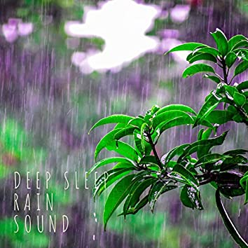 Rain Sound, Brown Noise and Fire Sound for Sleep