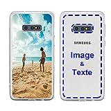 MXCUSTOM Coque Personnalisée Samsung Galaxy S10e, Personnalisable avec Votre Propre Photo Image...