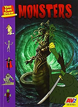 Paperback Monsters Book