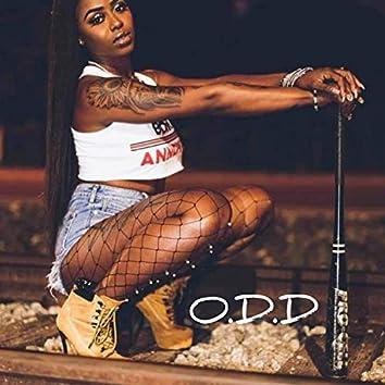 O.D.D. (On Dat Dick) [feat. Kanvas]