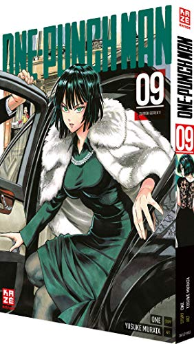 ONE-PUNCH MAN - Band 09