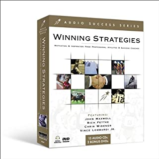 Winning Strategies of High Achievers cover art