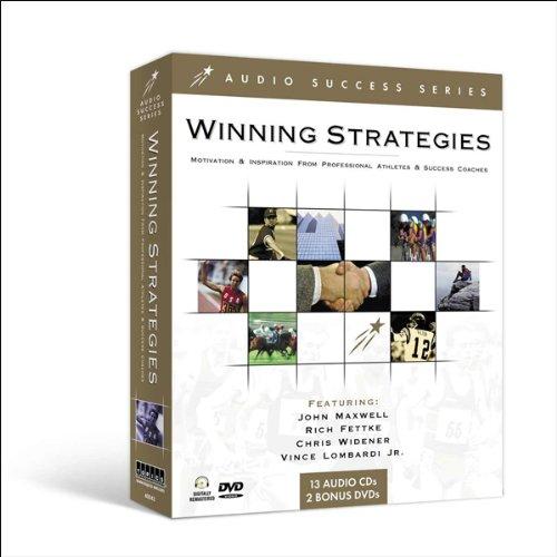 Winning Strategies of High Achievers cover art