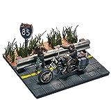 walking dead chopper - McFarlane Toys Building Sets - The Walking Dead TV Daryl Dixon with Chopper Building Set Assortment