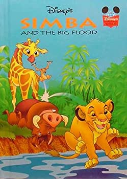 Simba and the Big Flood - Book  of the Disney's Wonderful World of Reading