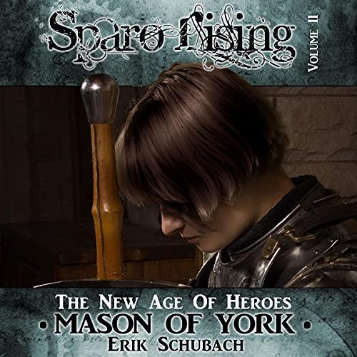 Sparo Rising cover art