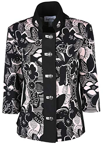 Joseph Ribkoff Women's Jacket - Black - 16 (XL)