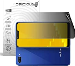 Celicious Privacy 2-Way Landscape Anti-Spy Filter Screen Protector Film Compatible with Realme C1 (2019)