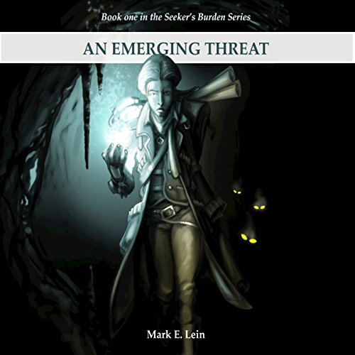 An Emerging Threat audiobook cover art