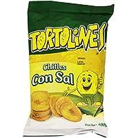 Tortolines - Chifles con sal - 100 g