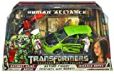 Transformers  Human Alliance - Autobot Skids with Mikaela