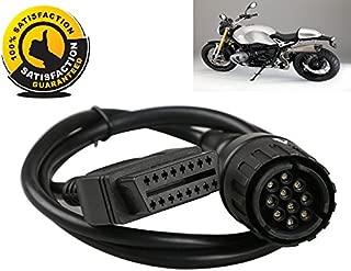AntiBreak Motor 10pin OBD Diagnostic Cable Adapter Used Motorcycles