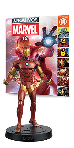 Homem de Ferro - Coleção Marvel Fact Files