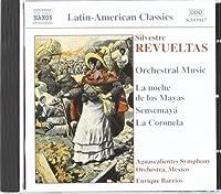 Revueltas: Orchestral Music (2002-11-19)