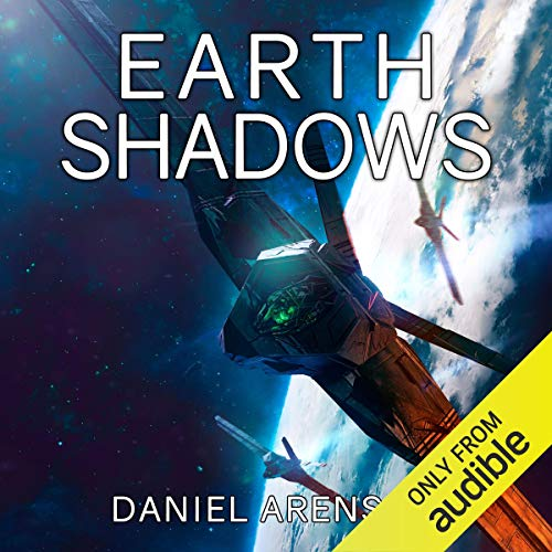 Page de couverture de Earth Shadows