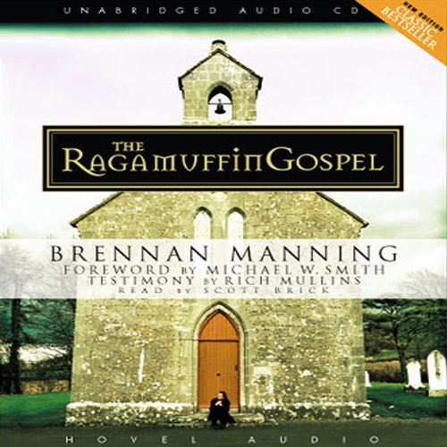 Ragamuffin Gospel  By  cover art