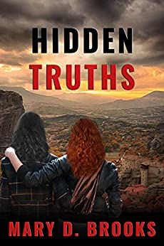 [Mary D. Brooks]のHidden Truths (Intertwined Souls Series: Eva and Zoe Book 3) (English Edition)