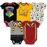 Warner Bros. Harry Potter Baby Boys' 5-Pack...
