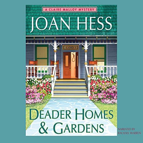 Deader Homes and Gardens cover art