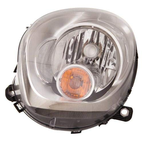 OE Replacement 2014-2015 Mini Cooper Headlight