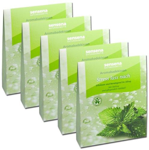 Naturkosmetik Aromabadekissen Vorteilspack