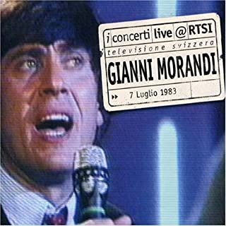 Live at Rtsi by Morandi, Gianni (2006-05-29)