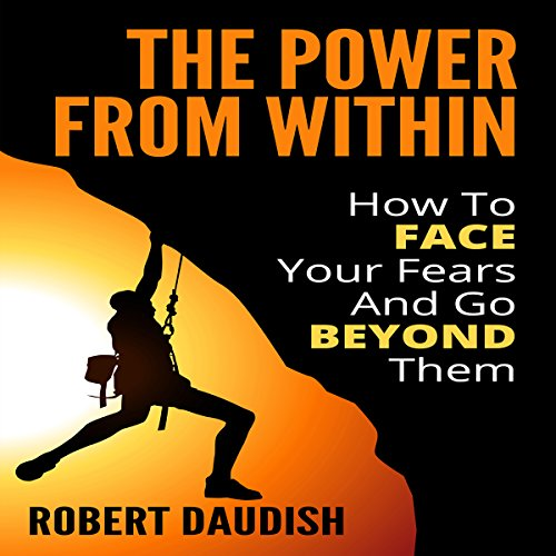 The Power from Within audiobook cover art