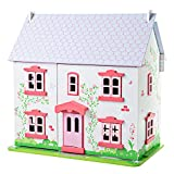 Bigjigs Toys Heritage Playset Rose Cottage