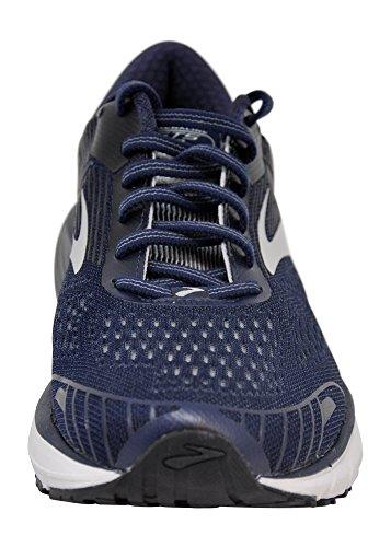 Brooks Adrenaline GTS 18, Bleu (Bleu marine/gris/noir.), 42.5 EU