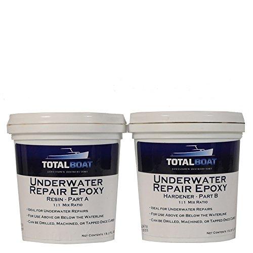 TotalBoat Underwater Repair Epoxy (2-Quart)