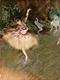 Picture 4808 A4 Poster Edgar Degas 20 The star Dancer on