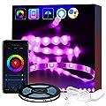 WiFi Wireless Smart Phone Controlled LED Tape Light Kit
