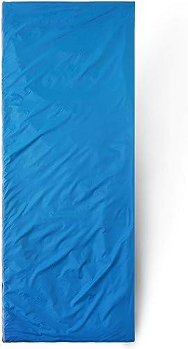 LBYMYB Sac de Couchage en Plein air Voyage été Camping Ultra léger Adulte Double portable Sac de Couchage