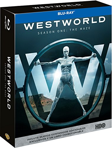 Westworld Temporada 1 Blu-Ray [Blu-ray]