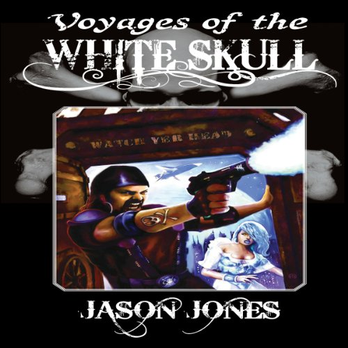 Couverture de Voyages of the White Skull