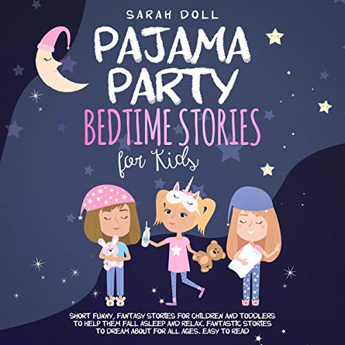 Pajama Party: Bedtime Stories for Kids cover art