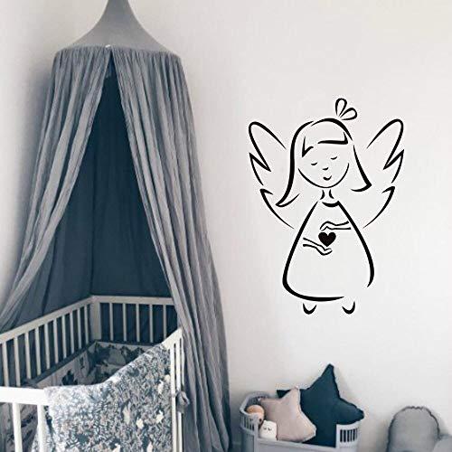 Tianpengyuanshuai Muurtattoo's schattige wandversiering muursticker voor kinderkamer familiedecoratie behangpatroon afneembaar