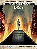 Homme de l'année T12. 1927 - 1927 - Le Robot de Metropolis