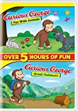 Curious George: Fun with Animals / Great Outdoors - DVD