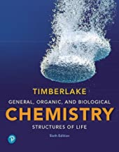 Best general organic and biological chemistry timberlake Reviews