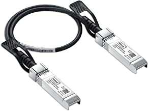 10G SFP+ DAC Cable – for Ubiquiti 10GBASE-CU Passive Direct Attach Copper (DAC) SFP Twinax Cable, 0.5m