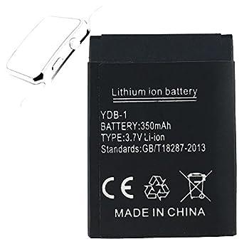 battery for v8 smart watch